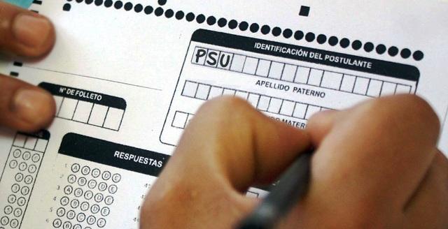Inscripciones abiertas: realizan el primer ensayo PSU 2017 a nivel nacional