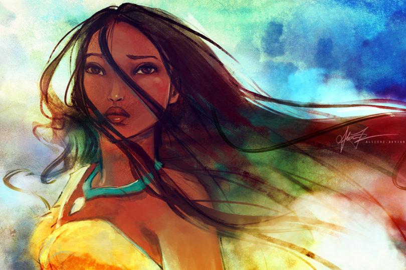 La verdadera y triste historia de Pocahontas que Disney no quiso contar