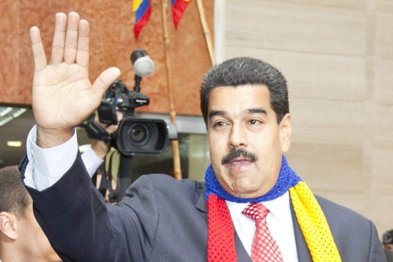 La funa a Nicolás Maduro que la televisión venezolana no quiere que veas