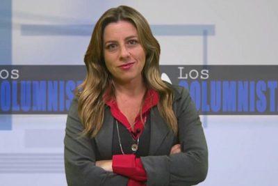 """Contundente respuesta de Alessia Injoque a Tere Marinovic por hablar de """"hombres disfrazados de mujeres"""""""