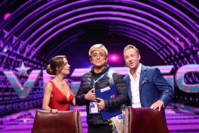 La broma de Alcaíno a Bachelet, Dávalos y Compagnon que rompió el rating en Vértigo