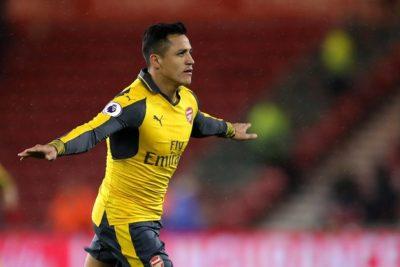 FOTOS + VIDEO  La rabia de Alexis Sánchez con sus compañeros y el gol que llevó al Arsenal a la final de la FA Cup