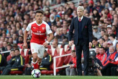 Wenger cambia el discurso y da las primeras señales de que Alexis Sánchez se va