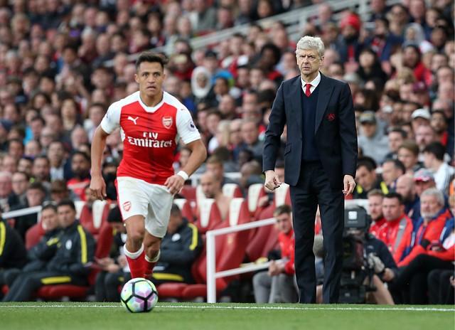 DT del Arsenal asegura Alexis Sánchez continuará en Londres pese a sus intenciones de jugar Champions
