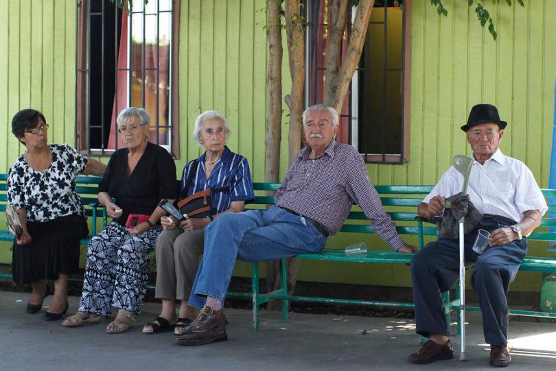 Estudio revela que la mayoría de ancianos en Chile está satisfecho con su calidad de vida