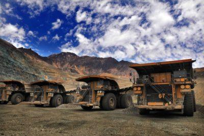 Antofagasta Minerals logra sus metas de producción y costos durante el primer trimestre de 2017