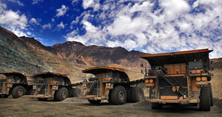 """""""Antofagasta Minerals logra sus metas de producción y costos durante el primer trimestre de 2017"""""""