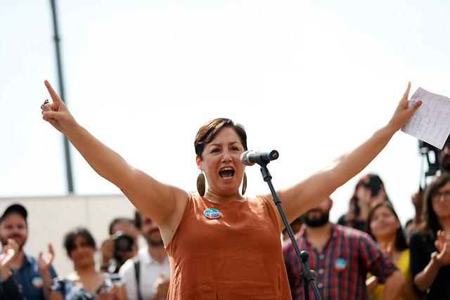 Cadem: candidatura de Beatriz Sánchez sigue escalando y supera a Ricardo Lagos