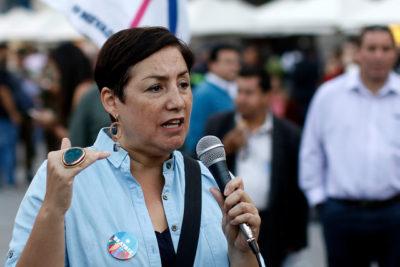 """Beatriz Sánchez por tomas: """"No se trata sólo del rompe paga"""""""