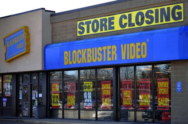 Existe un lugar en el mundo donde Blockbuster sigue triunfando por sobre internet