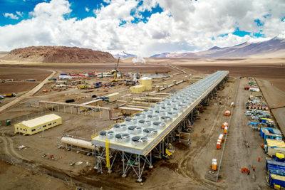 Inicia operaciones Cerro Pabellón, la primera planta geotérmica de Sudamérica