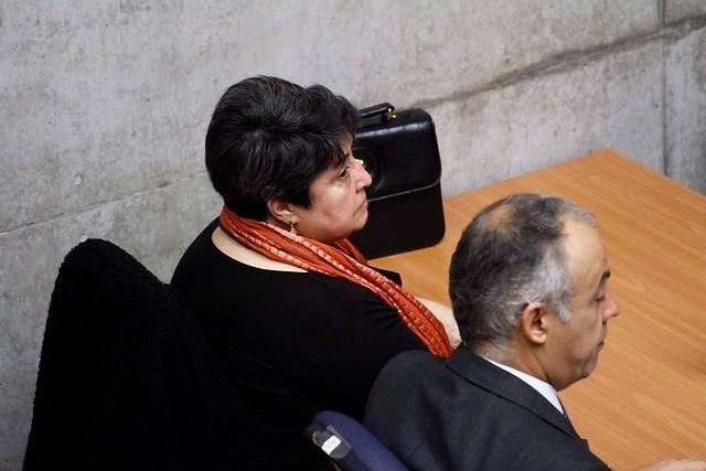"""Ex contadora de Frei: """"Sabía que no estaba bien facturar a SQM, pero había que ganarle a Piñera"""""""