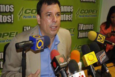 Dirigente opositor a Maduro pide asilo político en la embajada de Chile en Caracas