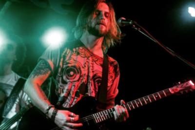 """Jean Philippe Cretton: """"Cuando cubría Lollapalooza soñaba con colgarme la guitarra"""""""
