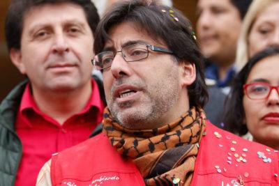 """""""Parece agente norteamericano"""": Daniel Jadue prende el ventilador contra el canciller Heraldo Muñoz"""