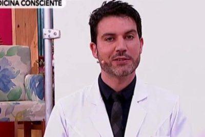 """Doctor Soto reconoce que su recomendación de """"medicina consciente"""" era cualquier cosa: """"Caímos"""""""