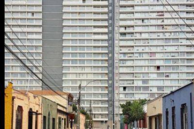 """Alcalde de Estación Central solicitará congelar permisos de edificación para """"guetos verticales"""""""