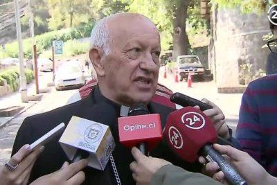 La respuesta del cardenal Ezzati tras la demanda de la monja que fue violada en un claustro