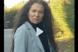VIDEO | Vecina denuncia a mujer con arma en mano disparando a perro mestizo en Chicureo
