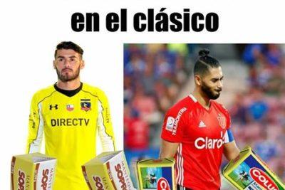 """""""Son secos pa'l arco"""": los memes que se ganaron Garcés y Herrera tras el Superclásico"""