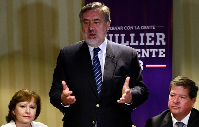 """""""Notarías contabilizan sólo el 20% de las firmas que necesita Guillier para ser candidato"""""""