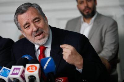 El día en que Alejandro Guillier aseguró que bajaría su candidatura presidencial si no habían primarias