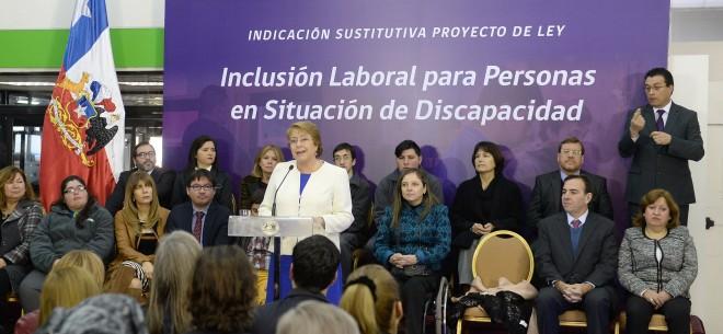 Ley de inclusión