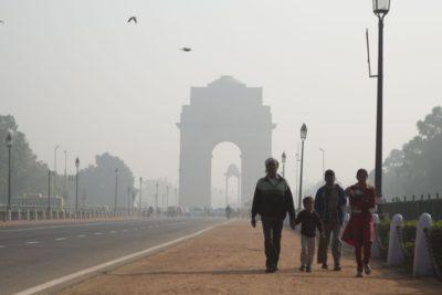 Niña de 9 años demanda al gobierno de India por no actuar contra el cambio climático