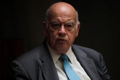 José Miguel Insulza abordará con estudiantes crisis en Venezuela
