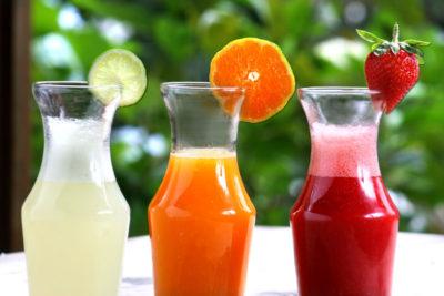 En qué creemos ahora: jugos naturales no son tan saludables como parecen