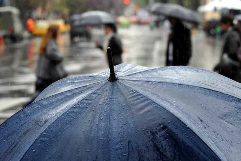 """Dirección Meteorológica alerta lluvias """"moderadas a fuertes"""" en Antofagasta"""