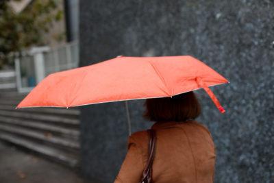 """Dirección Meteorológica alerta sobre posibles aluviones y establece """"hora peak"""" de lluvias"""