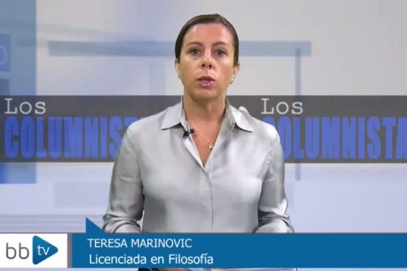 """VIDEO   Marinovic acusa de ladrona a Bachelet y ventila sueldos de 3 """"apitutados"""" en el Gobierno"""