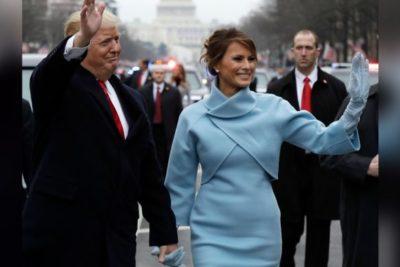 Presidente Donald Trump vs. sus cinco antecesores: la foto que todo EE.UU. comenta