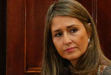"""Nogueira se defiende por querella: """"Es indignante que el CDE actúe desde la trinchera política"""""""