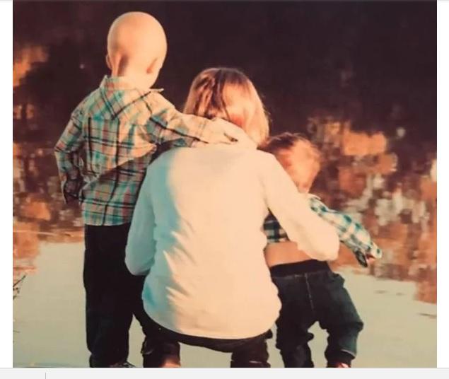 """""""Iré al Cielo y jugaré hasta que llegues"""": conmovedora última conversación entre una madre y su hijo con cáncer"""