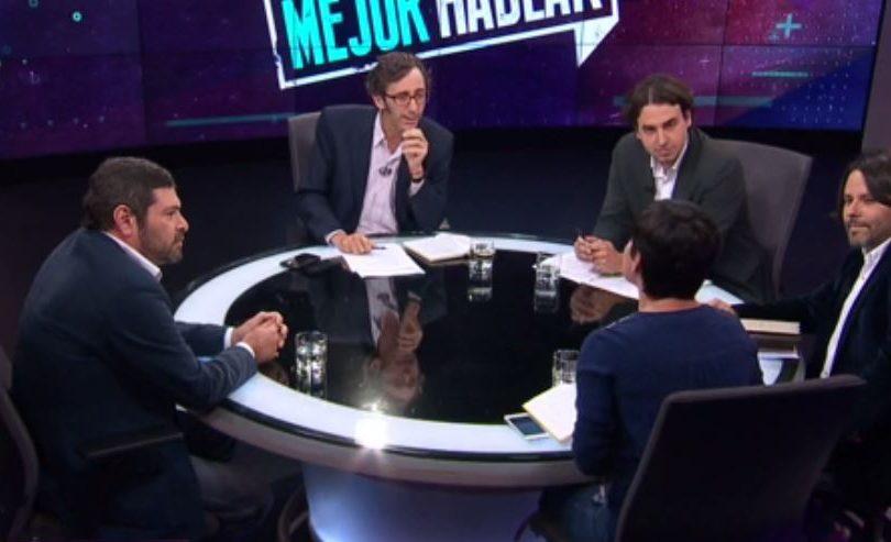"""Vlado Mirosevic: """"Las reformas que se hicieron aquí no son reformas de izquierda"""""""