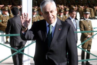 Sebastián Piñera incluiría a su familia en su declaración de intereses y patrimonio