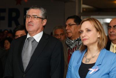 """Jorge Pizarro sentencia: la Nueva Mayoría """"se acaba"""" si DC va a primera vuelta"""