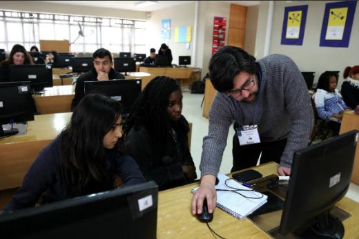"""""""Programadores escolares"""" busca fomentar la tecnología en tres mil estudiantes"""