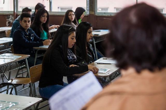 PSU 2017: 295 mil postulantes deberán pelearse 104.858 cupos en 39 universidades