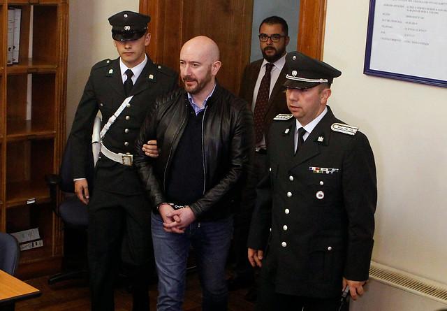 Casi 20 días en prisión: revelan qué ha hecho Rafael Garay en el anexo Capitán Yaber