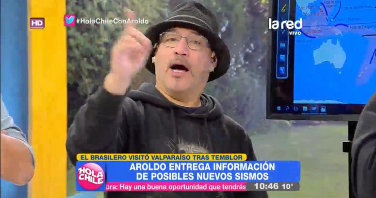 """""""Salfate vaticina terremoto de magnitud 7,9 y la gente le pide que pare de hacer el ridículo"""""""