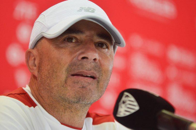 Sampaoli dice que no habló con la AFA, pero ya arma su staff: quiere a ayudantes de Pizzi