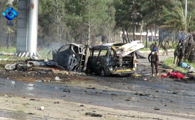 Atentado a convoy de refugiados en Siria: reconocen más de 110 víctimas fatales