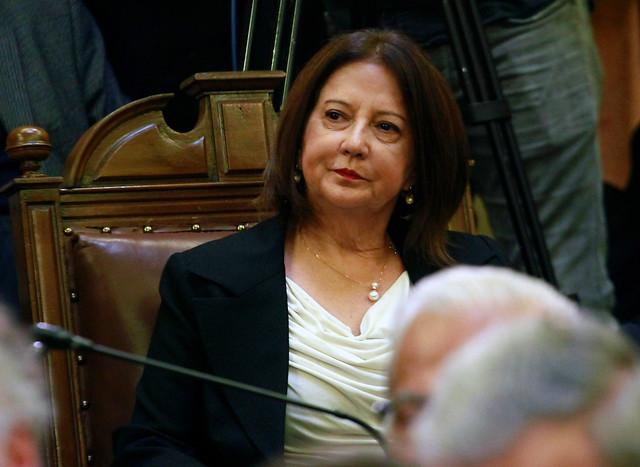 Soledad Alvear apoya el viaje de Piñera a Colombia:
