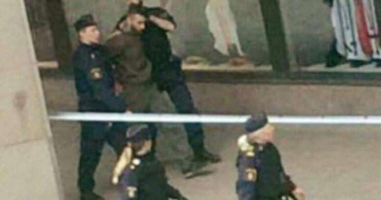"""""""Medios suecos contradicen a la policía y aseguran que sí se detuvo a un sospechoso"""""""