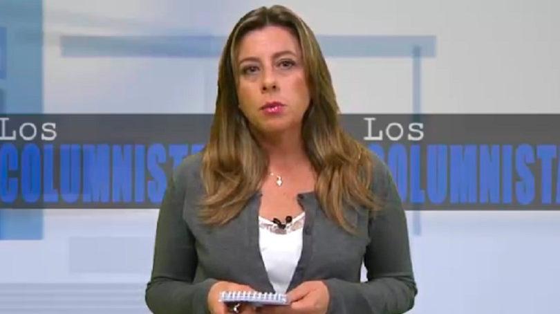 """VIDEO   """"Estudiantes fachos"""": Tere Marinovic le da a las marchas y a Boric, Vallejo y Jackson"""