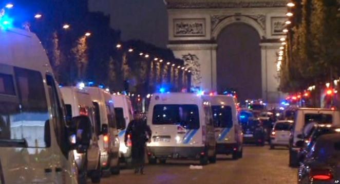 Todo lo que se sabe hasta ahora del tiroteo en Francia que ha dejado tres muertos