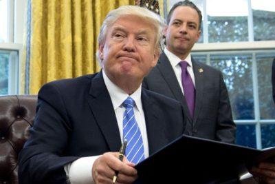 Las 100 amenazas de Donald Trump a los derechos humanos, según Amnistía Internacional